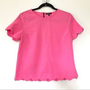 Monteau Pink Top Small